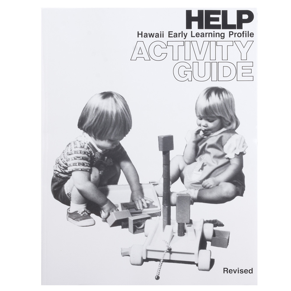 HELP: Activity Guide 0-3