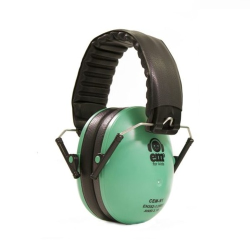 Kids Earmuffs - Green
